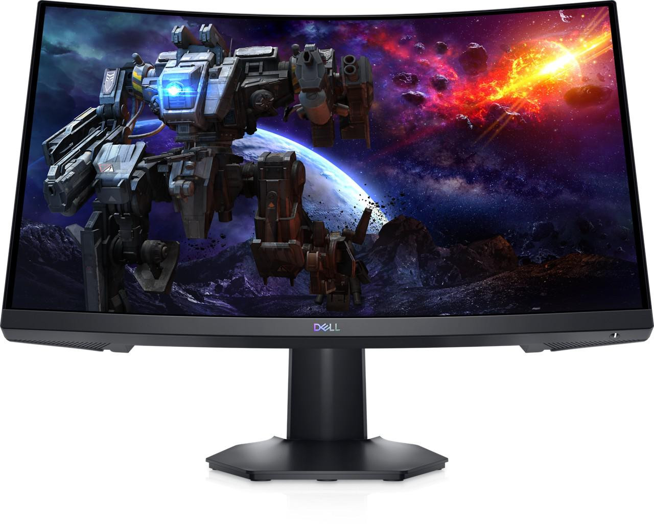 Monitor Gaming Dell 23.6'' S2422HG FHD CURVED 1920 x 1080 at 165Hz 16:9 - imaginea 3