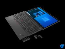 "Laptop Lenovo ThinkPad E15, 15.6"" FHD (1920x1080) WVA 250nits Anti-glare, Intel Core i5-10210U (4C / 8T, 1.6 / 4.2GHz, 6MB), videoIn tegrated Intel UHD Graphics, RAM 8GB SO-DIMM DDR4-2666, SSD 512GB SSDM.2 2242 PCIe NVMe 3.0x4, no ODD, No Card reader, 2W x 2, DolbyAdvanced Audio / dual array - imaginea 8"