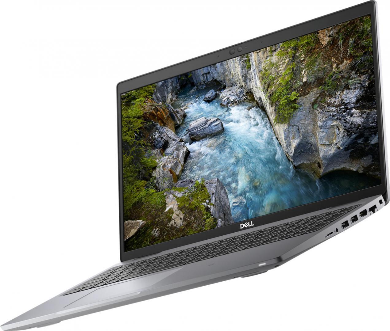 """Workstation Dell Mobile Precision 3560, 15.6"""" FHD, i7-1165G7, 16GB, 512GB SSD, Nvidia T500, W10 Pro - imaginea 13"""