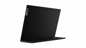 """Monitor Lenovo ThinkVision M1414"""" IPS, FHD (1920x1080), 16:9 ,Luminozitate: 300 nits, Contrast ratio: 700.:1, Response time: 6 ms, Dot/ Pixel Per Inch: 157 dpi, Color Gamut: 72% NTSC, View angle: 178 / 178,Stand: Tilt, Height Adjust Stand, Side Bezel Width: 5.48 mm, Dimensiune(cu stand) - imaginea 7"""