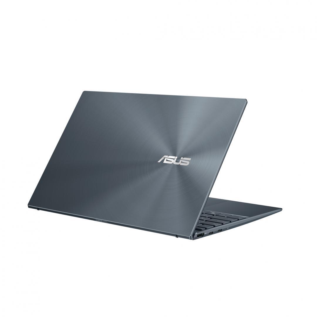 UltraBook ASUS ZenBook UM425QA-KI011T, 14.0-inch, FHD (1920 x 1080) 16:9, Anti-glare display, IPS-level Panel, AMD Ryzen™ 7 5800H Processor 3.2GHz (16M Cache, up to 4.4GHz, 8 cores), AMD Radeon™ Graphics, 16GB LPDDR4X on board, 1TB M.2 NVMe™ PCIe® 3.0 SSD, Wi-Fi 6(802.11ax) +Bluetooth 5.0 (Dual - imaginea 1