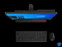 All-in-One Lenovo ThinkCentre M70a i3-10100 8GB 256GB UMA 3YOS DOS - imaginea 7