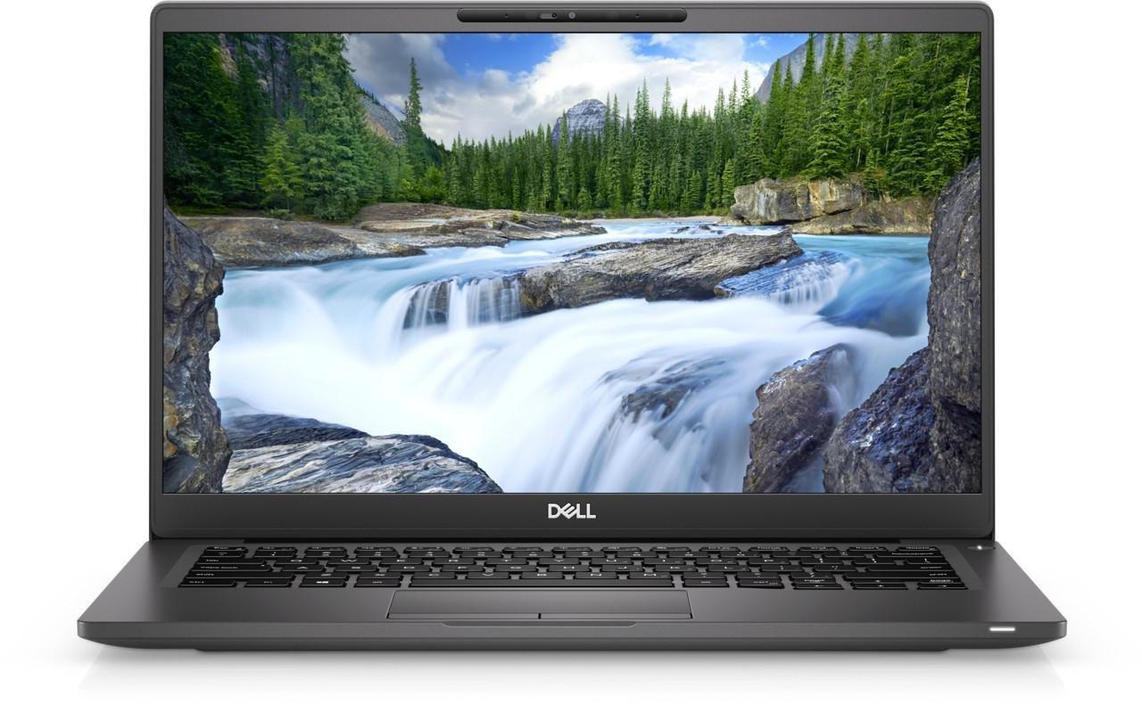 """Laptop Dell Latitude 7400, 14.0"""" FHD, i5-8365U, 8GB, 256GB SSD, Intel UHD Graphics, LTE, W10 Pro - imaginea 1"""