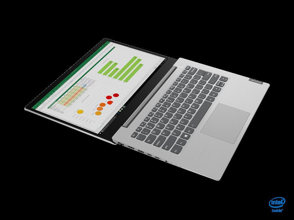"""Laptop ThinkBook 14 IIL, 14"""" FHD (1920x1080) I5-1035G1 8GB 256GB 1YD W10P - imaginea 7"""