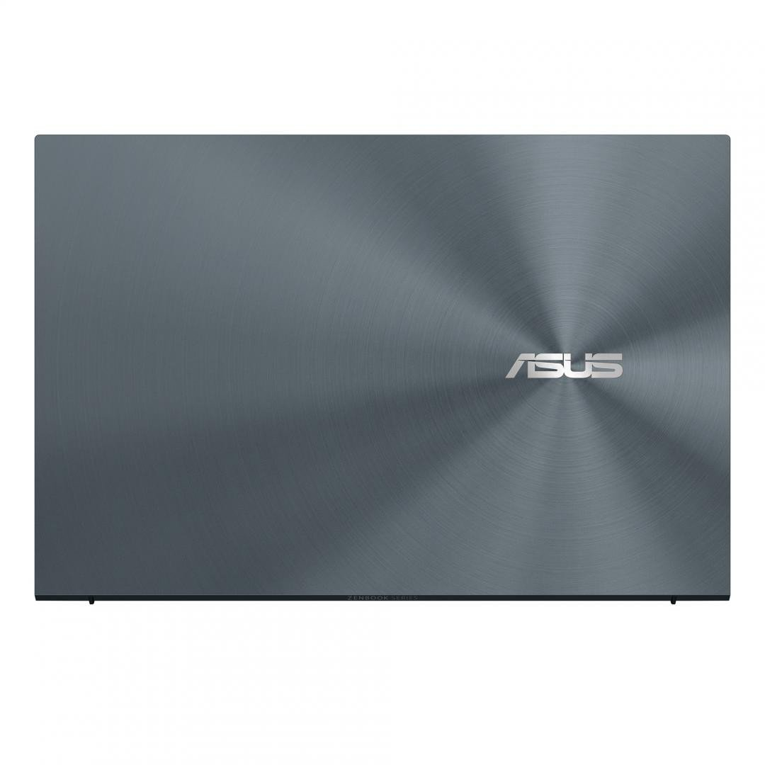 UltraBook ASUS ZenBook UX535LI-H2171R, 15.6-inch, Touch screen, 4K UHD (3840 x 2160) 16:9, OLED, Glossy display, Intel® Core™ i7-10870H Processor 2.2 GHz (16M Cache, up to 5.0 GHz, 8 cores), NVIDIA® GeForce® GTX 1650 Ti, 16GB DDR4 on board, 512GB M.2 NVMe™ PCIe® 3.0 SSD, 802.11ax+Bluetooth 5.0 (Dual - imaginea 6