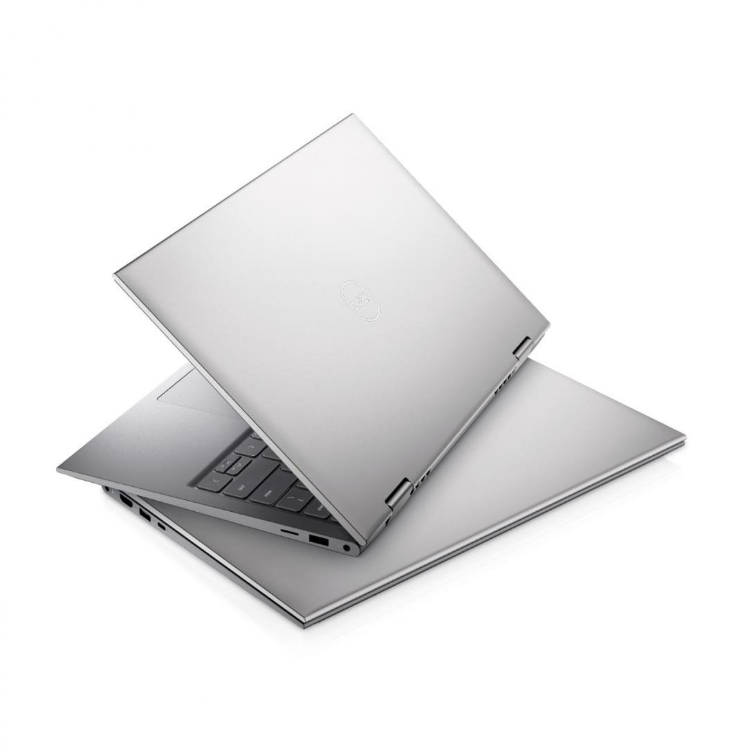 """Laptop Dell Inspiron 5410 2in1, 14.0"""" FHD, Touch, i7-1165G7, 16GB, 512GB SSD, GeForce MX350, W10 Pro - imaginea 8"""