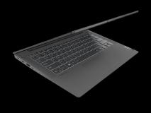 "Laptop Lenovo IP 5 14"" FHD RYZEN 5 4500U  8GB 256 GB AMD Radeon DOS - imaginea 2"