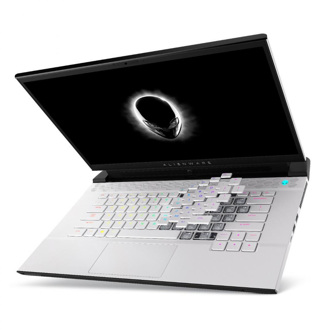 """Laptop Dell Gaming Alienware M15 R4, Tobii, 15.6"""" OLED UHD (3840 x 2160), i9-10980HK, 32GB, 2TB SSD + 2TB SSD, GeForce RTX 3080, W10 Pro - imaginea 5"""
