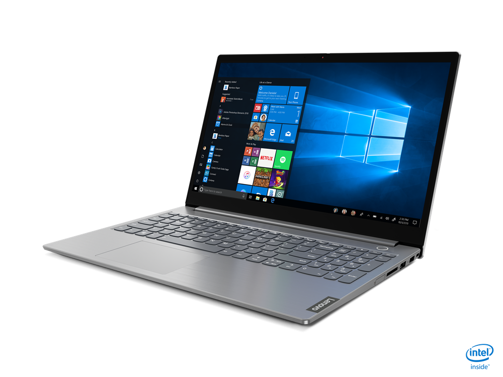 "Laptop Lenovo ThinkBook 15-IIL 15.6"" FHD (1920x1080) i7-1065G7 16GB  512GB SSD DOS - imaginea 3"