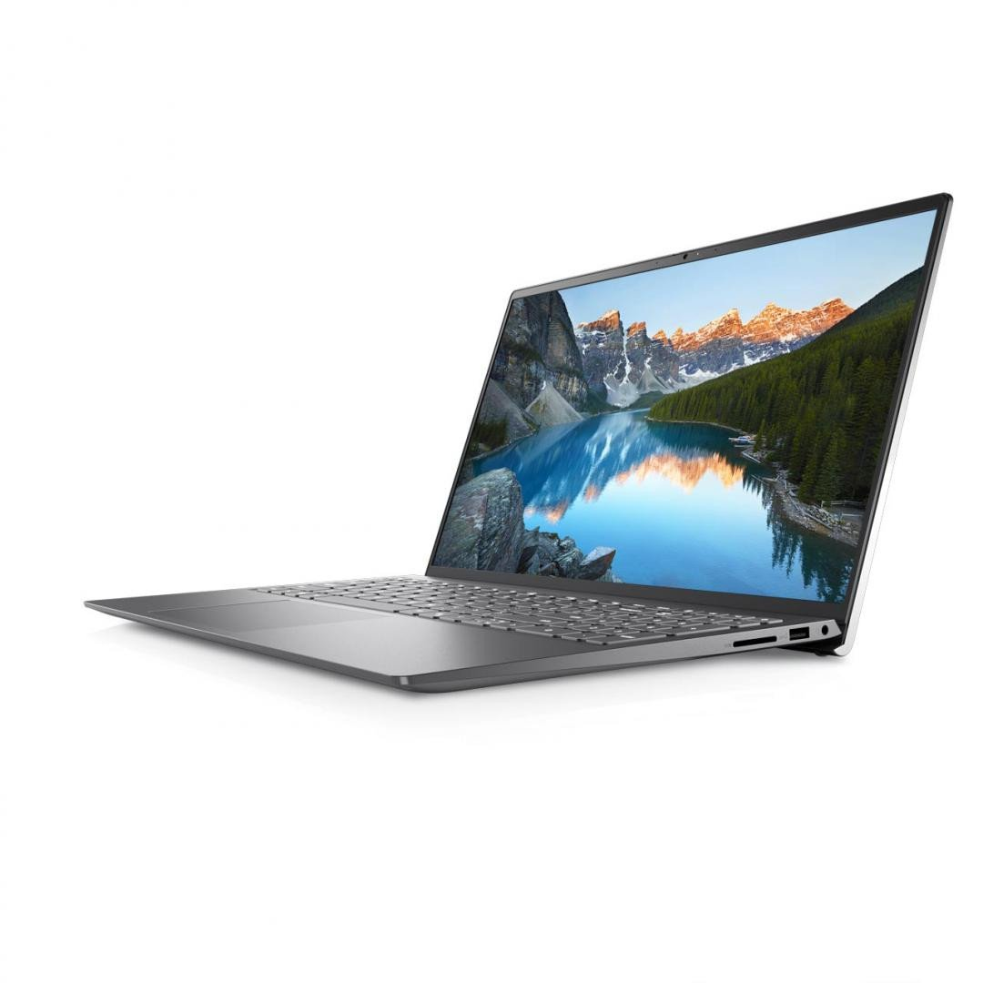 "Laptop Dell Inspiron 5510, 15.6"" FHD, i5-11300H, 8GB, 256GB SSD, Intel Iris Xe Graphics, Ubuntu - imaginea 2"
