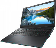 "Laptop Dell Inspiron Gaming 3500 G3, 15.6"" FHD, i7-10750H, 8GB, 512GB SSD, GeForce GTX 1650Ti, Ubuntu - imaginea 1"
