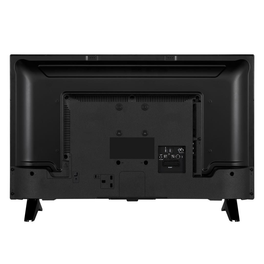 "LED TV HORIZON 32HL6300H/B, 32"" D-LED, HD Ready (720p), Digital TV-Tuner DVB-S2/T2/C, CME 100Hz, Contrast 4000:1, 300 cd/m2, 1xCI+, 2xHDMI (v1.4), 1xD-Sub (15-PIN), USB Player (AVI, MKV, H.265/HEVC, JPEG), Hotel TV Mode (Passive), VESA 75 x 75 mm   M4, Double Neck-Foot Stand, Very Narrow Design - imaginea 4"
