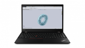 """Laptop Lenovo ThinkPad P15s Gen 2, 15.6"""" FHD (1920x1080) IPS 300nits Anti-glare, 45% NTSC, Intel Core i7-1185G7 (4C / 8T, 3.0 / 4.8GHz, 12MB), NVIDIA Quadro T500 4GB GDDR6, 16GB Soldered DDR4-3200 non-ECC, One memory soldered to system board, one DDR4 SO-DIMM slot, dual-channel capable, Up to 48GB - imaginea 4"""