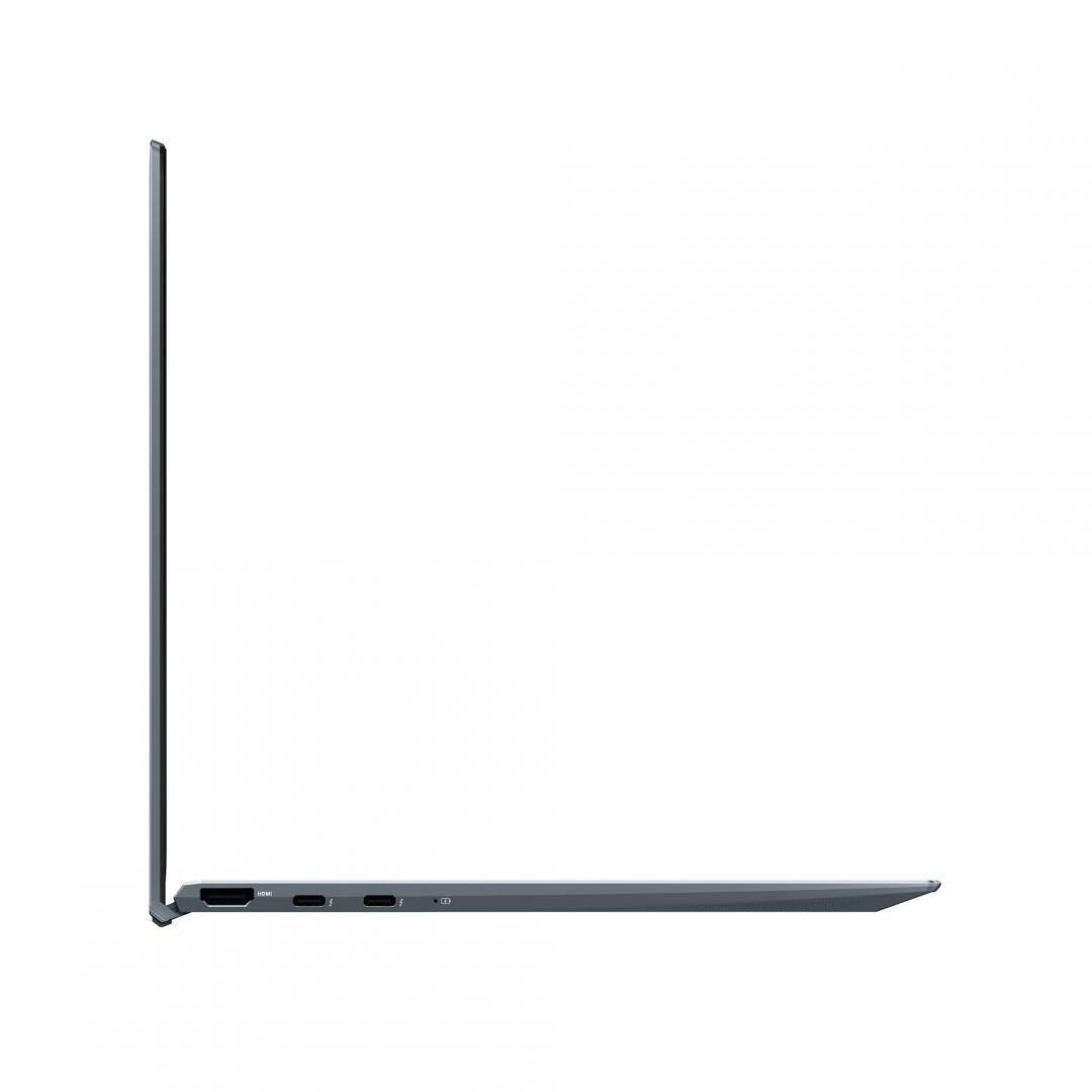 UltraBook ASUS ZenBook UX425EA-BM048, 14-inch, AS 14 i5-1135G7 8 512 UMA DOS GRAY - imaginea 2