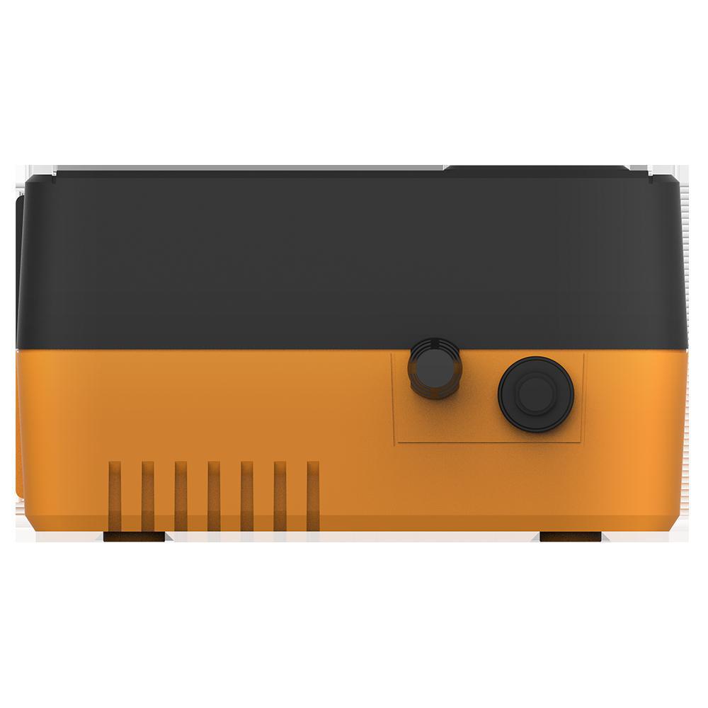 UPS nJoy Soter 600, 600VA/ 360W, 4 Prize Schuko cu protectie, functie auto-restart, Stabilizator de tensiune (AVR), Plaja acceptata tensiune intrare: 170-280 VAC, Timp de transfer: 2-6 ms, Frecventa: 60/50 Hz (auto sensing), Protectie RJ45/RJ11: 1 intrare / 1 iesire, Dimensiuni fizice: 245 x 163 x - imaginea 6