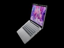 "Laptop Lenovo IdeaPad 5 14ALC05, 14"" FHD (1920x1080) IPS 300nits Anti- glare, 45% NTSC, AMD Ryzen 3 5300U (4C / 8T, 2.6 / 3.8GHz, 2MB L2 / 4MB L3), video AMD Radeon Graphics, RAM 8GB Soldered DDR4-3200, SSD 512GB SSD M.2 2242 PCIe 3.0x4 NVMe, no ODD, 4-in-1 Card Reader, Stereo speakers, 2W x2, Dolby - imaginea 3"