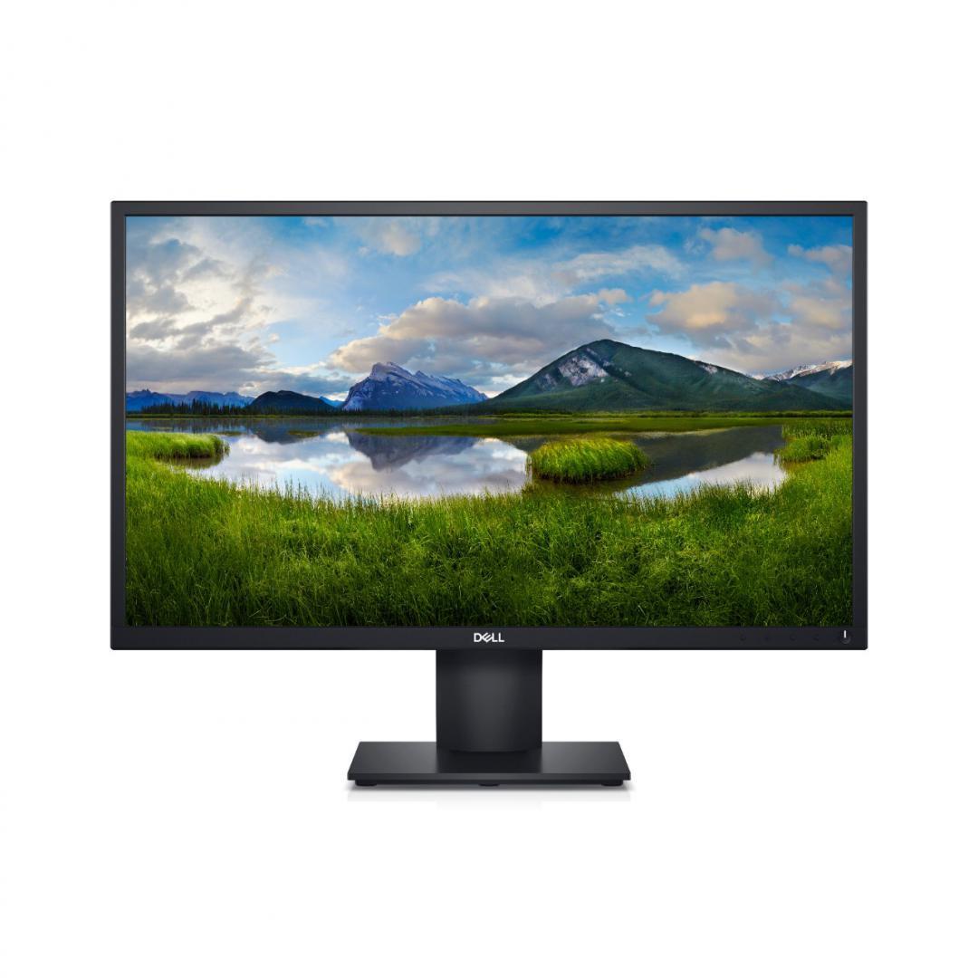 Monitor Dell 23.8'' E2421HN, 60.47 cm, LED, IPS, FHD, 1920 x 1080 at 60Hz, 16:9 - imaginea 1