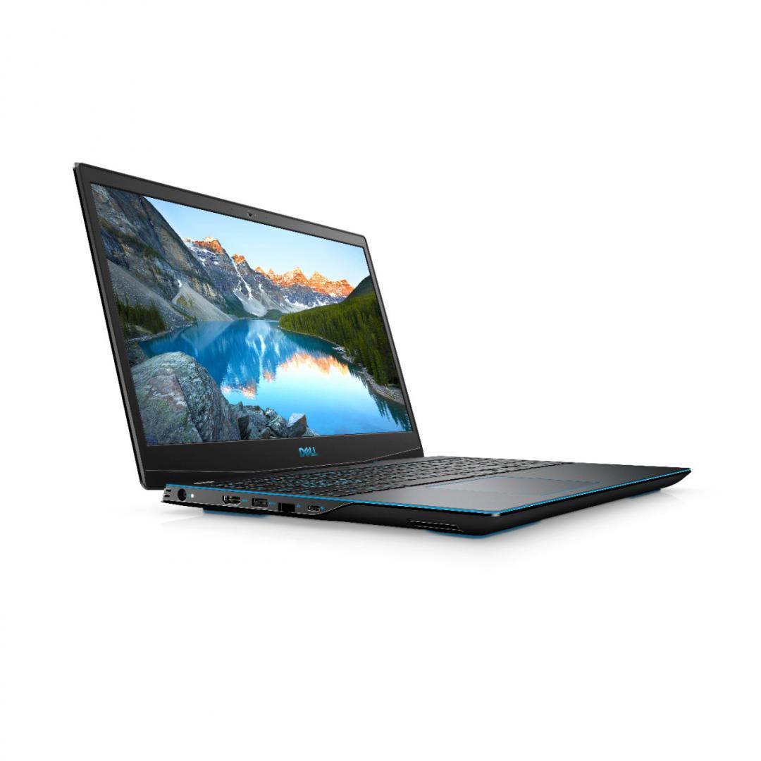 "Laptop Dell Inspiron Gaming 3500 G3, 15.6"" FHD, i7-10750H, 8GB, 512GB SSD, GeForce GTX 1650Ti, Ubuntu - imaginea 2"