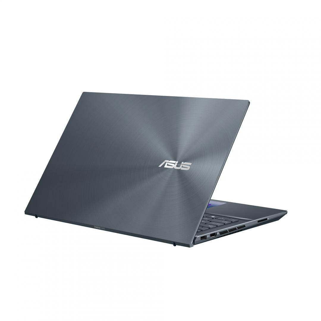 UltraBook ASUS ZenBook UX535LI-H2171R, 15.6-inch, Touch screen, 4K UHD (3840 x 2160) 16:9, OLED, Glossy display, Intel® Core™ i7-10870H Processor 2.2 GHz (16M Cache, up to 5.0 GHz, 8 cores), NVIDIA® GeForce® GTX 1650 Ti, 16GB DDR4 on board, 512GB M.2 NVMe™ PCIe® 3.0 SSD, 802.11ax+Bluetooth 5.0 (Dual - imaginea 5