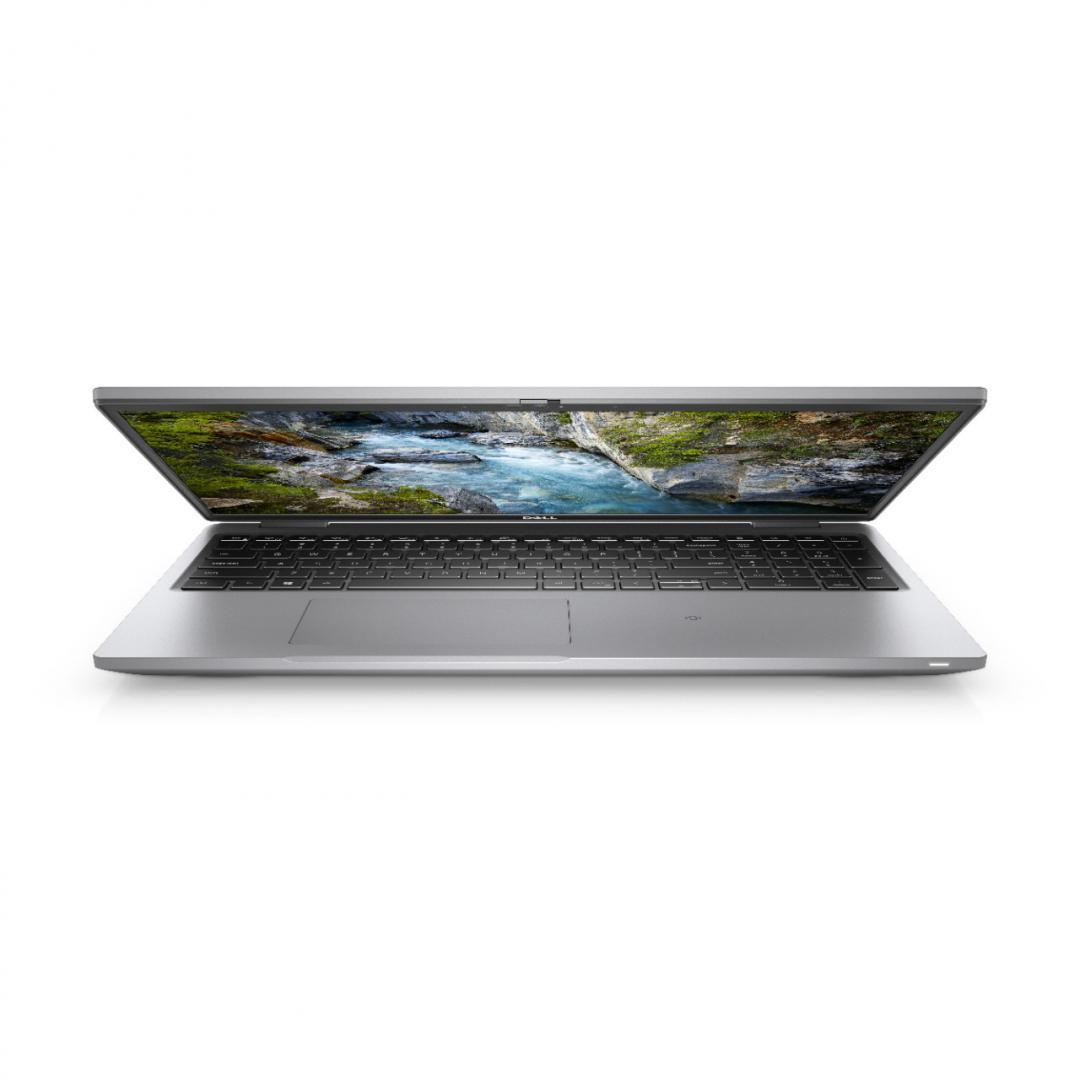 """Workstation Dell Mobile Precision 3560, 15.6"""" FHD, i7-1165G7, 16GB, 512GB SSD, Nvidia T500, W10 Pro - imaginea 14"""