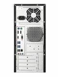 """Desktop Business ASUS EXPERT CENTER D700TA-5104000560, Intel® Core™ i5- 10400 Processor 2.9 GHz (12M Cache, up to 4.3 GHz, 6 cores), 16GB, 1TB SATA 7200RPM 3.5"""" HDD\n512GB M.2 NVMe™ PCIe® 3.0 SSD, DVD writer 8X, High Definition 7.1 Channel Audio, Rear I/O Ports:  1x RJ45 LAN for LAN insert (10 / 100 - imaginea 1"""