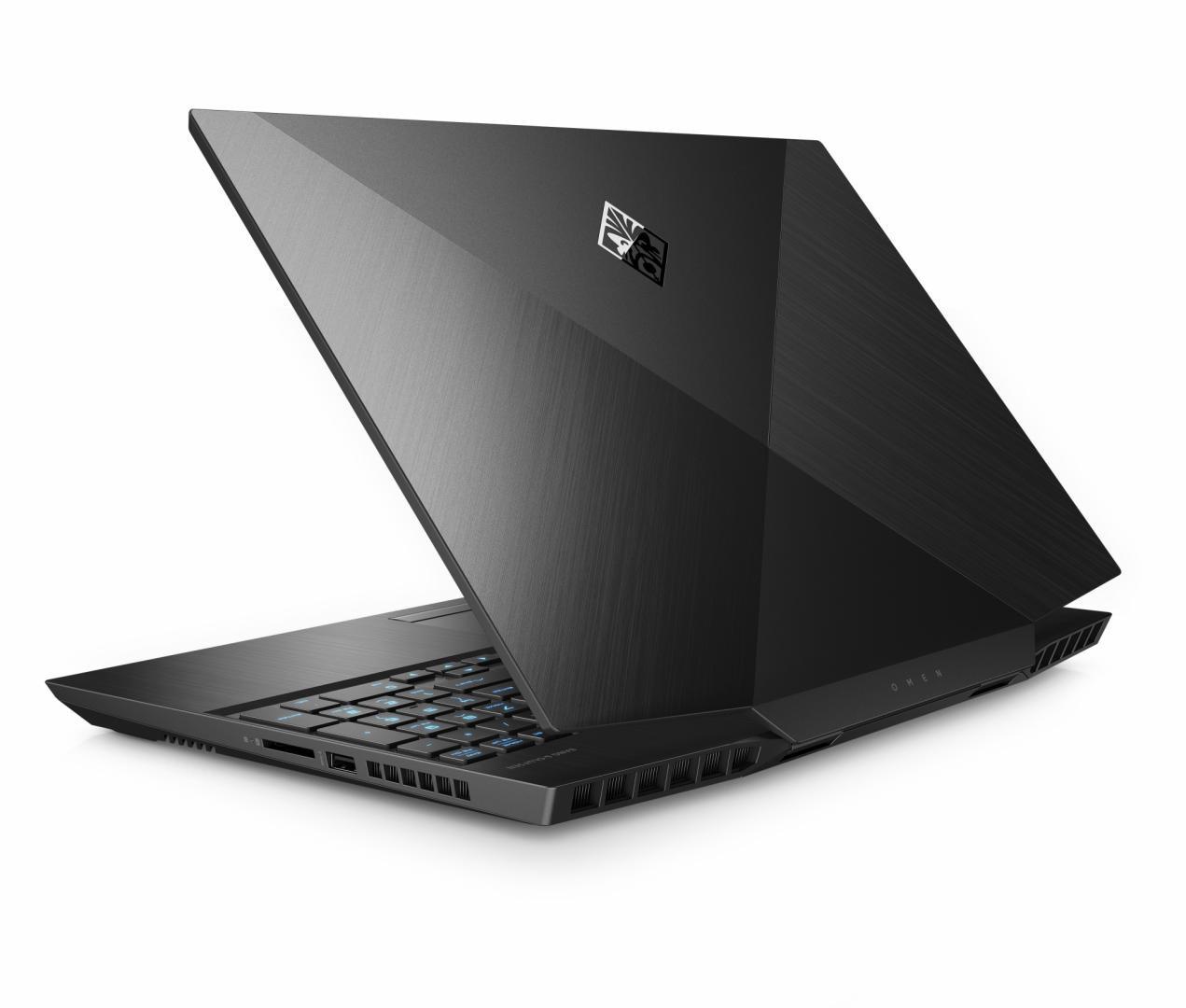"NOTEBOOK HP OMEN 15.6"" FHD i7-10750H 8GB 512GB 6GB-GTX1660Ti DOS   15-ek0000nq - imaginea 3"