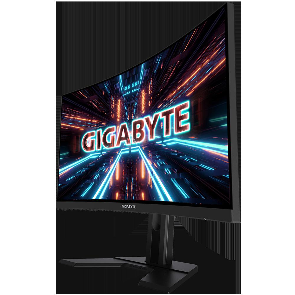 "Monitor Gigabyte G27QC Curved Gaming Monitor 27"" - imaginea 6"