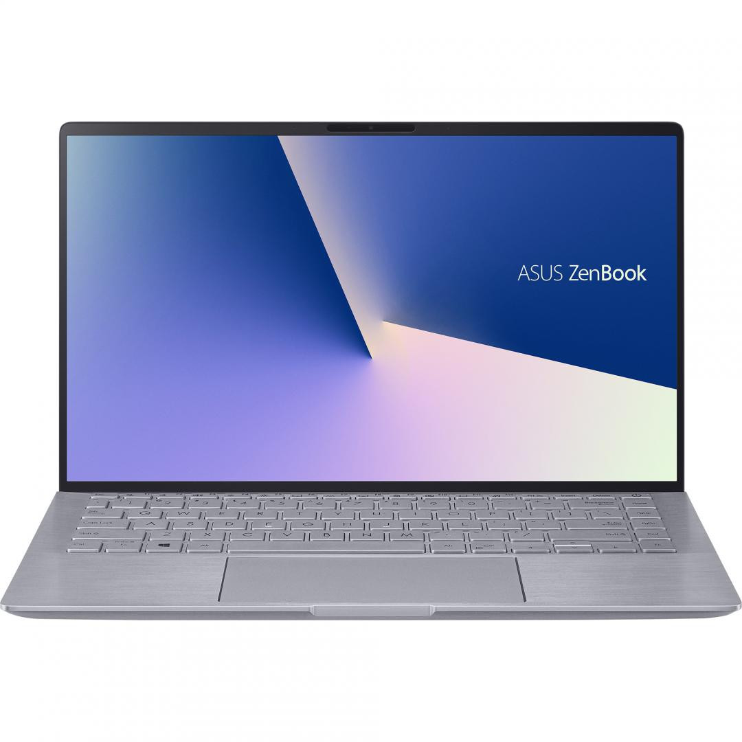 UltraBook ASUS ZenBook UM433IQ-A5024T, 14.0-inch, FHD (1920 x 1080) 16:9, Anti-glare display, IPS-level Panel, AMD Ryzen(T) 5 4500U Processor 2.3 GHz (8M Cache, up to 4.0 GHz, 6 cores), NVIDIA(R) GeForce(R) MX350, 8GB LPDDR4X on board, 512GB M.2 NVMe(T) PCIe(R) 3.0 SSD, 802.11ax+Bluetooth 5.0 (Dual - imaginea 2