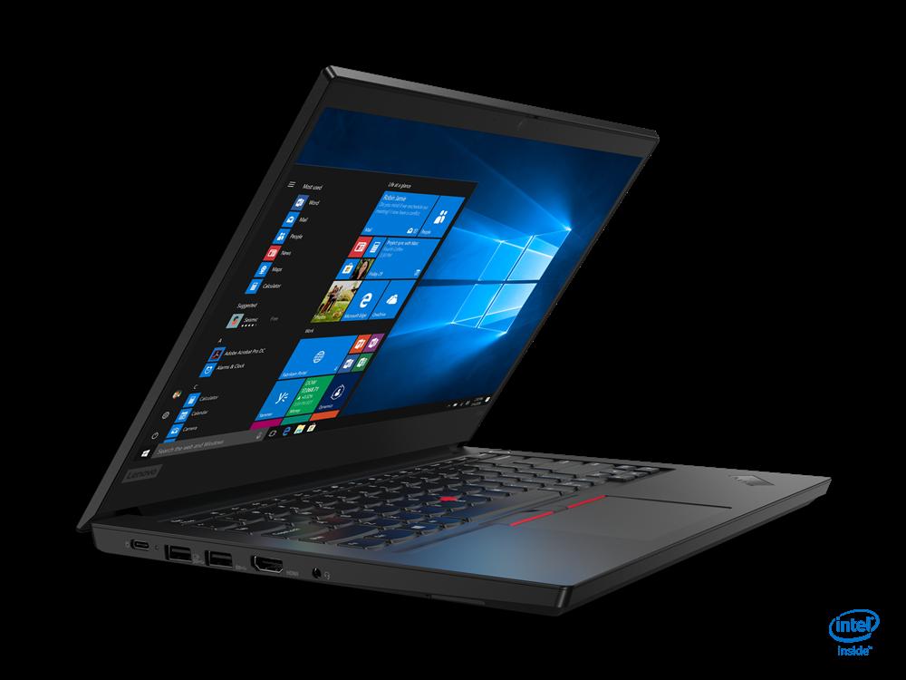 "Laptop Lenovo ThinkPad E14 Gen 2 (Intel), 14"" FHD (1920x1080) i5-1135G7 8GB 256GB UMA 1YD DOS - imaginea 2"