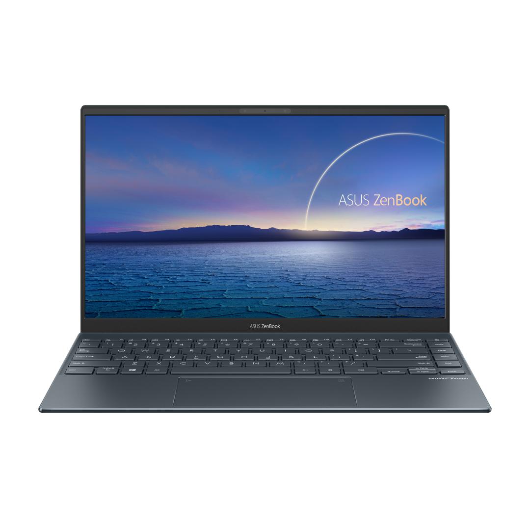 UltraBook ASUS ZenBook UX425EA-BM048, 14-inch, AS 14 i5-1135G7 8 512 UMA DOS GRAY - imaginea 3