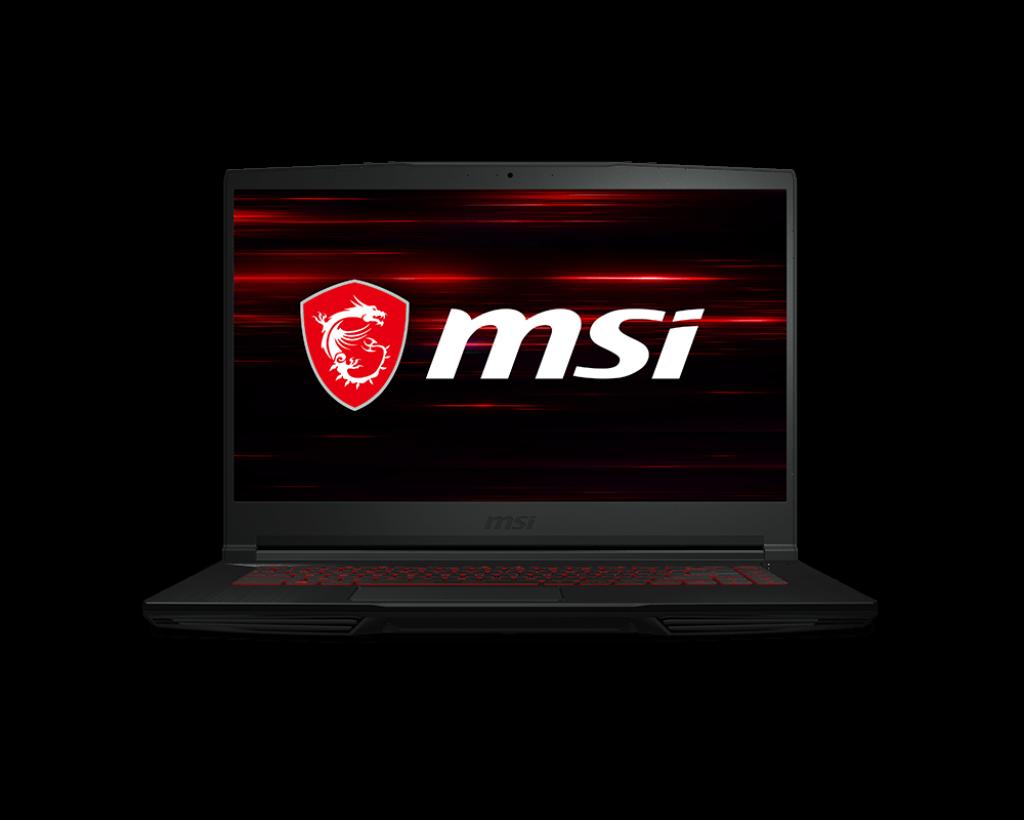 "Laptop Gaming MSI GF65 15"" FHD I5-10300H  8GB 512 GB RTX 2060 DOS - imaginea 1"