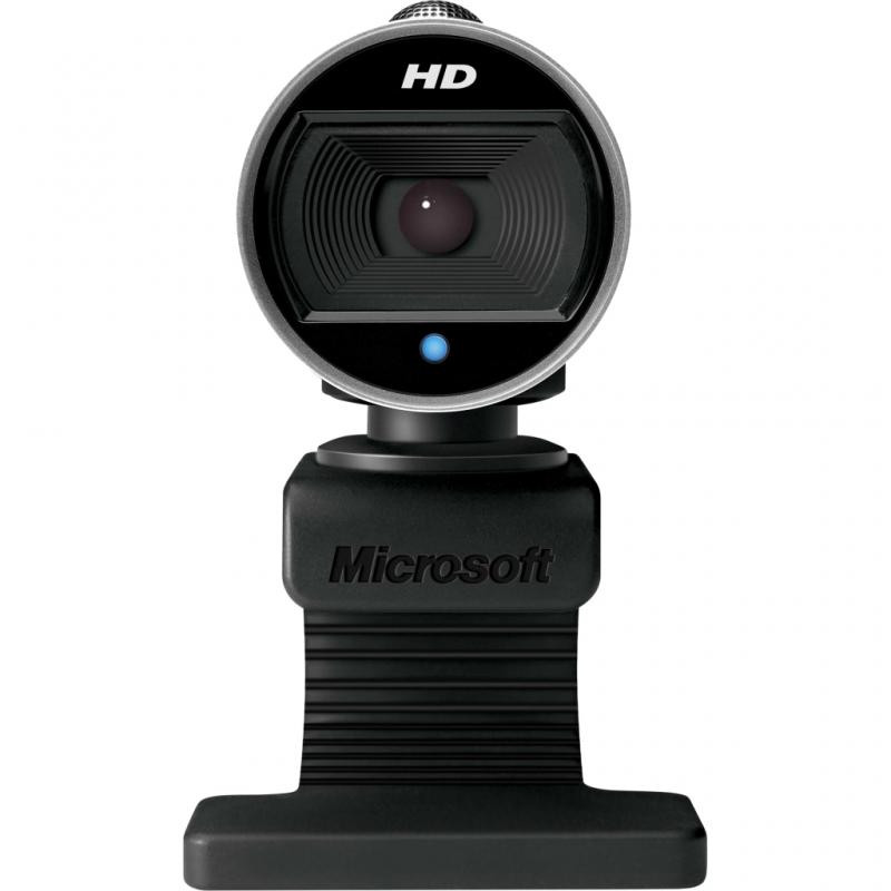 WebCam PC Microsoft LifeCam Cinema HD negru - imaginea 1