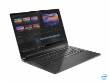 """Laptop Lenovo Yoga 7 14ITL5, 14"""" FHD (1920x1080) IPS 300nits Glossy, 72% NTSC, AGC Dragontrail glass, 10-point Multi-touch, Intel Core i7-1165G7 (4C / 8T, 2.8 / 4.7GHz, 12MB), video Integrated Intel Iris Xe Graphics, RAM 16GB Soldered DDR4-3200, SSD 1TB SSD M.2 2280 PCIe 3.0x4 NVMe, no ODD, No Card - imaginea 10"""