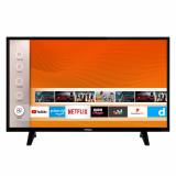 "LED TV HORIZON SMART 39HL6330H/B, 39"" D-LED, HD Ready (720p), Digital TV-Tuner DVB-S2/T2/C, CME 200Hz, HOS 3.0 SmartTV-UI (WiFi built-in) +Netflix +AmazonAlexa +Youtube, 1xLAN (RJ45), Wireless Display, DLNA 1.5, Contrast 4000:1, 300 cd/m2, 1xCI+, 2xHDMI (v1.4), 1xUSB, 1xD-Sub (15-PIN), USB Player - imaginea 2"