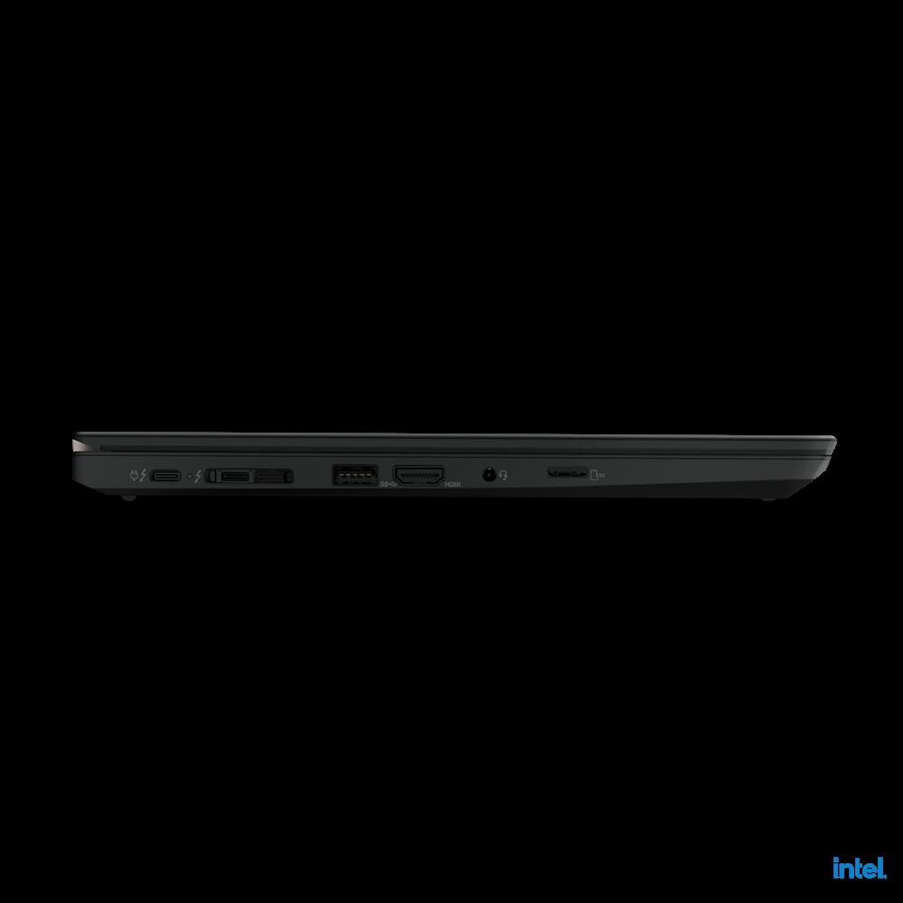 "Laptop Lenovo ThinkPad T14 Gen 2 (Intel), 14"" FHD (1920x1080) Low Power IPS 400nits Anti-glare, Intel Core i7-1165G7 (4C / 8T, 2.8 / 4.7GHz, 12MB), Video NVIDIA GeForce MX450 2GB GDDR6, RAM 16GB Soldered DDR4- 3200, SSD 1TB SSD M.2 2280 PCIe x4 NVMe Opal2, Optical: no ODD, MicroSD Reader, Speakers - imaginea 7"