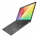 Laptop ASUS VivoBook K413JA-EB534, 14.0-inch, FHD (1920 x 1080) 16:9, Anti-glare display, IPS-level Panel, Intel® Core™ i5-1035G1 Processor 1.0 GHz (6M Cache, up to 3.6 GHz, 4 cores), Intel® UHD Graphics, 8GB DDR4 on board, 512GB M.2 NVMe™ PCIe® 3.0 SSD, Wi-Fi 6(802.11ax) +Bluetooth 5.0 (Dual band) - imaginea 1