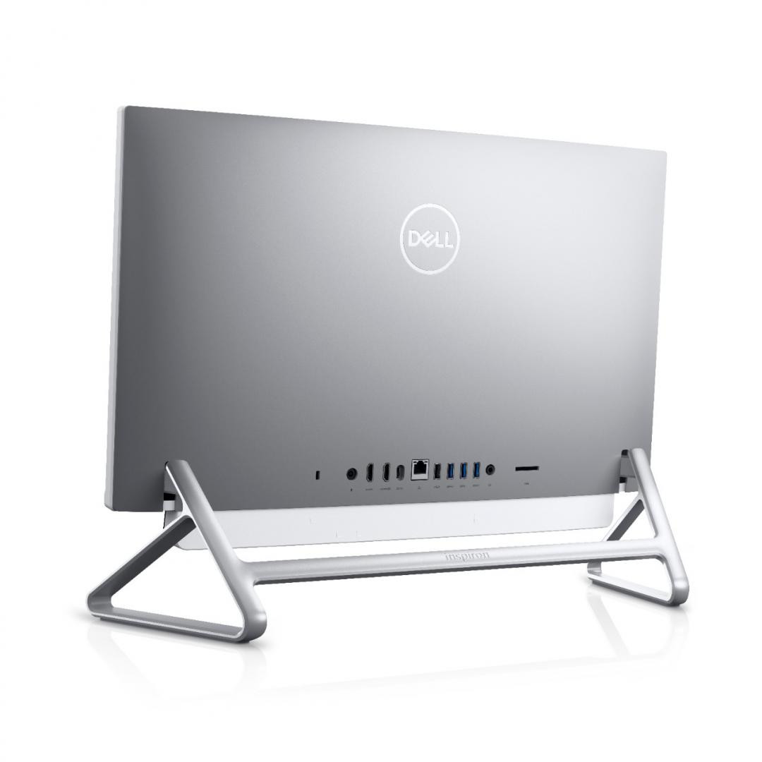 """Dell Inspiron All-In-One 5400, Touch, 23.8"""" FHD, i7-1165G7, 16GB, 256GB SSD, 1TB HDD, GeForce MX330, W10 Pro - imaginea 1"""