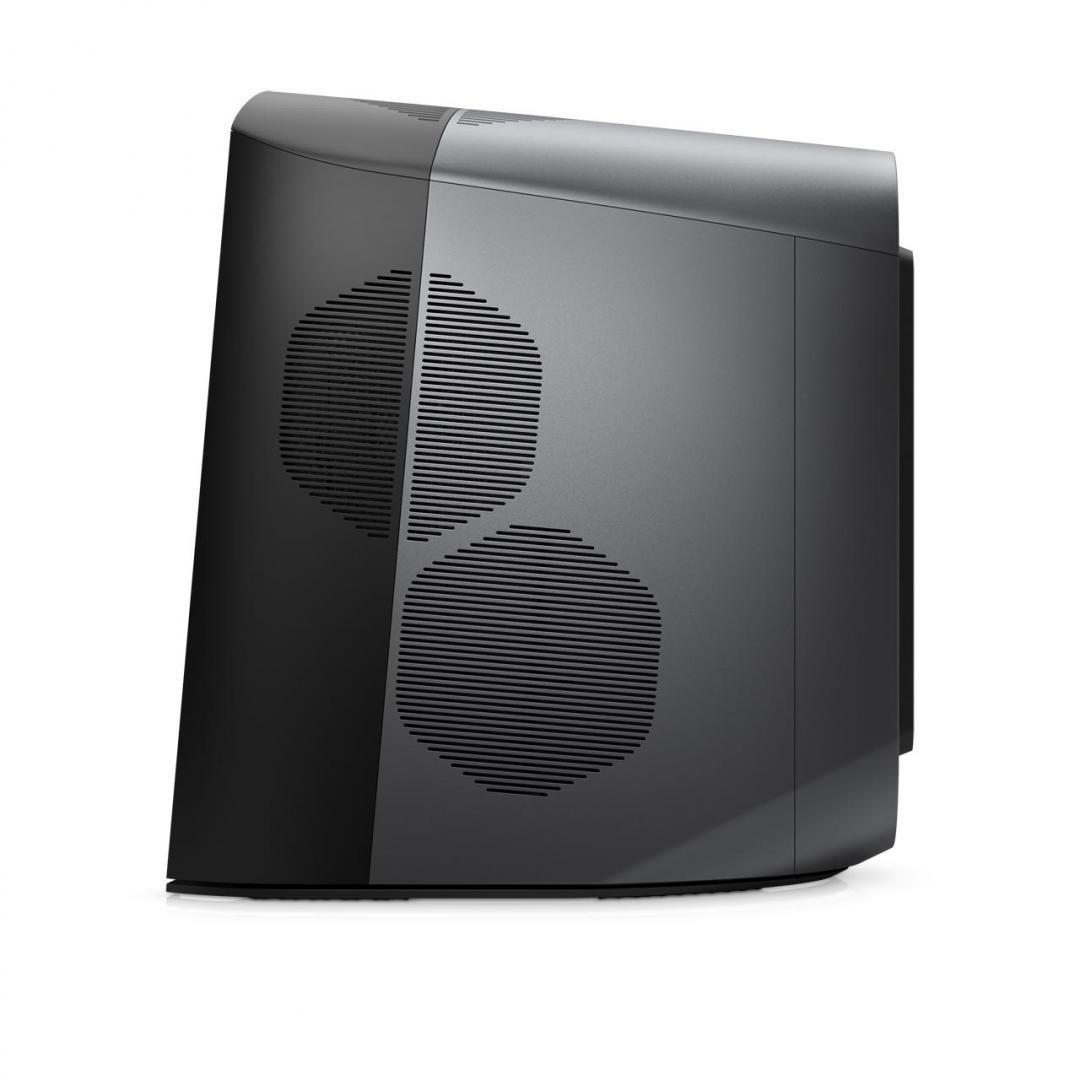 Dell Gaming Desktop Alienware Aurora R10, AMD Ryzen 9 5900X, 16GB, 256GB SSD, 1TB HDD, GeForce RTX 3080, W10 Pro - imaginea 4
