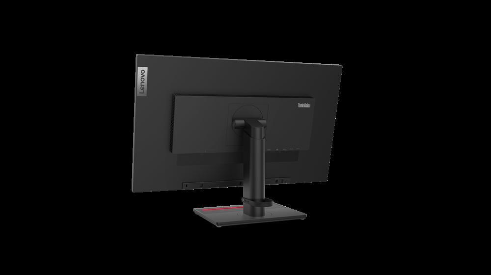 "Monitor Lenovo ThinkVision T27q-2027"" IPS, QHD (2560x1440), 16:9, Luminozitate: 350 nits, Contrast ratio: 1000:1, Response time: 4 ms (Extreme mode) / 6 ms (Typical mode) / 14 ms (off mode), Dot / Pixel Per Inch: 109 dpi, Color Gamut: 99% sRGB, View angle: 178 / 178, Stand: Tilt, Swivel, Pivot - imaginea 7"