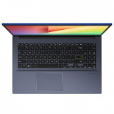 Laptop ASUS VivoBook M513IA-BQ544, 15.6-inch, FHD (1920 x 1080) 16:9, Anti-glare display, IPS-level Panel, AMDRyzen™54500UProcessor2.3 GHz(8MCache,upto4.0GHz,6cores), AMD Radeon™ Graphics, 8GB DDR4 on board, 512GB M.2 NVMe™ PCIe® 3.0 SSD, Wi-Fi 6(802.11ax)+Bluetooth 5.0 (Dual band) - imaginea 1