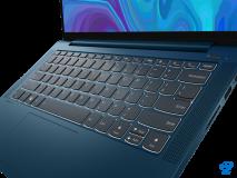 "Laptop Lenovo IdeaPad 5 14ITL05, 14"" FHD (1920x1080) IPS 300nits Anti- glare, 45% NTSC, Intel Core i5-1135G7 (4C / 8T, 2.4 / 4.2GHz, 8MB), video Integrated Intel Iris Xe Graphics, RAM 8GB Soldered DDR4-3200, SSD 512GB SSD M.2 2242 PCIe 3.0x4 NVMe, no ODD, 4-in-1 Card Reader, Stereo speakers, 2W x2 - imaginea 5"