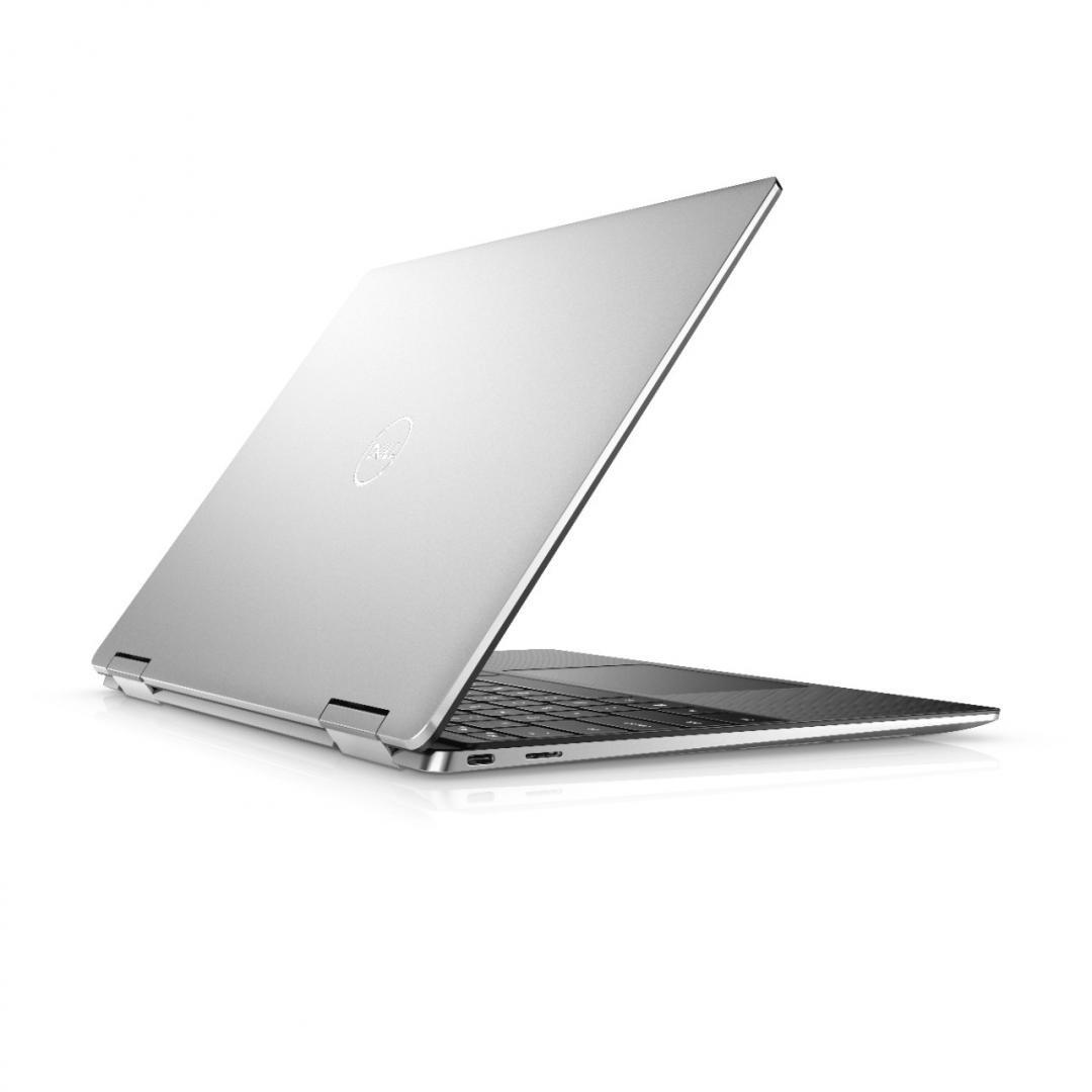 Ultrabook Dell XPS 13 9310 2in1, Touch, 13.4'' UHD+ (3840 x 2400), i7-1165G7, 16GB, 512GB SSD, Intel Iris Xe Graphics, W10 Pro - imaginea 5