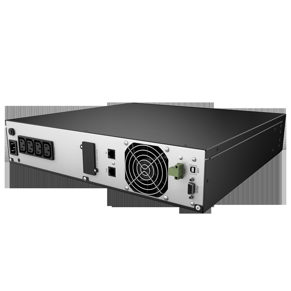 UPS nJoy Argus 1200, 1200VA/720W, LCD Display - imaginea 3