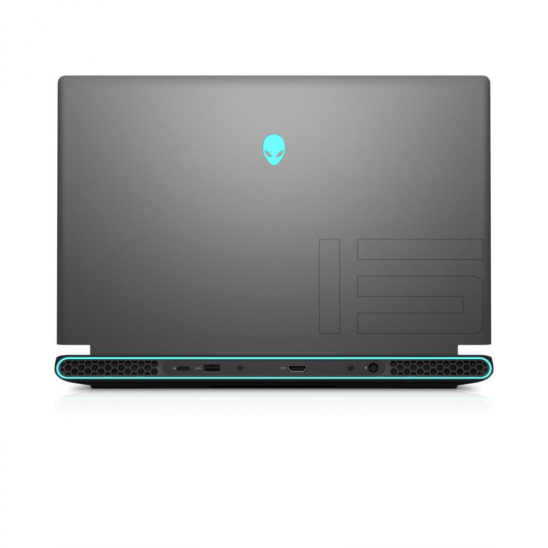 "Laptop Gaming Alienware M15 R5, 15.6"" QHD (2560 x 1440), AMD Ryzen R7 5800H, 16GB, 512GB SSD, GeForce RTX 3070, W10 Pro - imaginea 12"