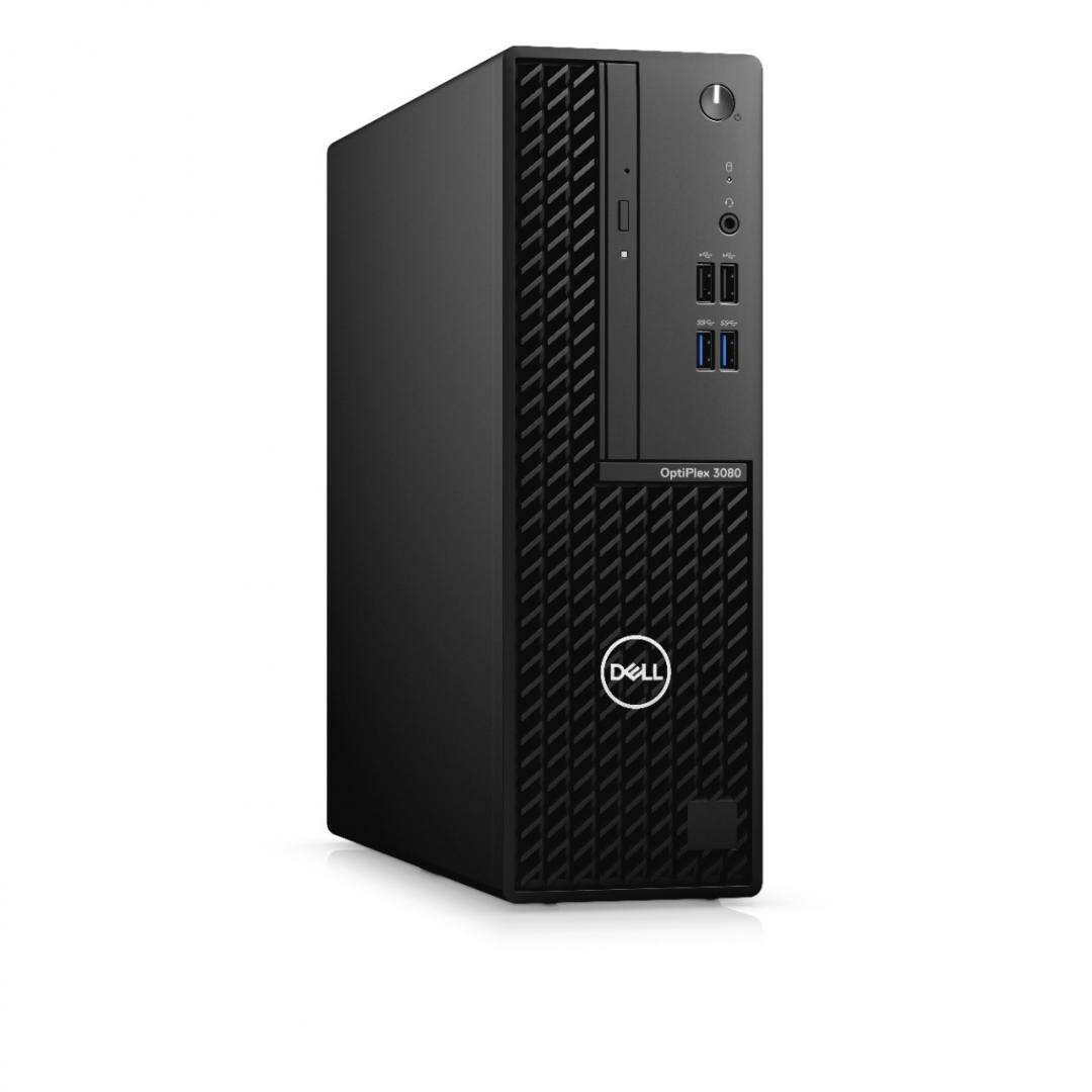 Desktop Dell OptiPlex 3080 SFF, i5-10505, 8GB, 256GB SSD, Ubuntu - imaginea 3