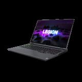 "Laptop Lenovo Gaming Legion 5 Pro 16ACH6, 16"" WQXGA (2560x1600) IPS 500nits Anti-glare, 165Hz, 100% sRGB, Dolby Vision, HDR 400, Free-Sync, G-Sync, DC dimmer, AMD Ryzen 5 5600H (6C / 12T, 3.3 / 4.2GHz, 3MB L2 / 16MB L3), video NVIDIA GeForce RTX 3050 Ti 4GB GDDR6, Boost Clock 1485 / 1695MHz, TGP - imaginea 10"