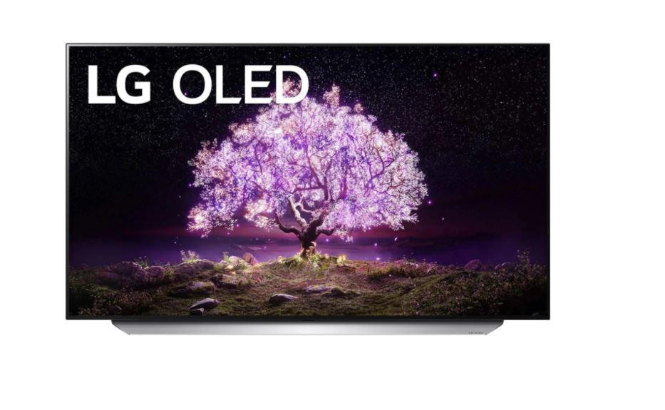 Televizor, LG, OLED48C11LB, 122 cm, Smart, 4K Ultra HD, OLED, Clasa G, HDR, webOS, YouTube, Netflix, HBOGo, Comenzi vocale, Asistent vocal inteligent, Screen Mirroring, Inregistrare USB, Chromecast incorporat, iOS, Android, Google assistant built in, ThinQ AI, 3840 x 2160, HDR 10, HLG, Dolby Vision - imaginea 1