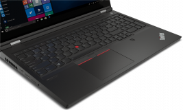 "Laptop Lenovo ThinkPad T15g Gen 2, 15.6"" UHD (3840x2160) IPS 600nits Anti-glare, 100% Adobe, Dolby Vision, HDR, Intel Core i7-11800H (8C / 16T, 2.3 / 4.6GHz, 24MB), Video NVIDIA GeForce RTX 3070 8GB GDDR6, RAM 2x 16GB SO-DIMM DDR4-3200 Non-ECC, SSD 1TB SSD M.2 2280 PCIe 4.0 NVMe Opal2, Optical: no - imaginea 6"