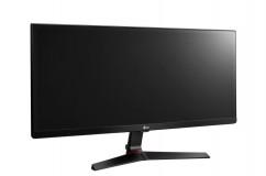 "Monitor 34"" LG 34UM69G-B, IPS, Gaming, 21:9, DCI 2K 2560*1080, 5 ms, 250cd/m2, 1000:1, 178/178, Flicker Safe, HDMI, USB-C, DP, headphone out ,speakers, Kensington lock, Free sync, VESA, Black - imaginea 3"