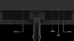 "Monitor Lenovo ThinkVision S24e-2023.8"" VA, FHD (1920x1080), 16:9 ,Luminozitate: 250 nits, Contrast ratio: 3000:1, Response time: 4 ms(Extreme mode) / 6 ms (normal mode), Dot / Pixel Per Inch: 93 dpi, ColorGamut: 72% NTSC, View angle: 178 / 178, Stand: Tilt Stand, Side BezelWidth: 2.5 mm, Dimensiune - imaginea 8"